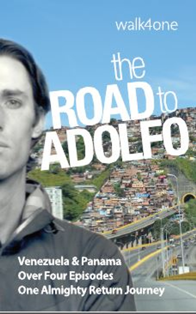 The Road to Adolfo - Sam Clear - USB