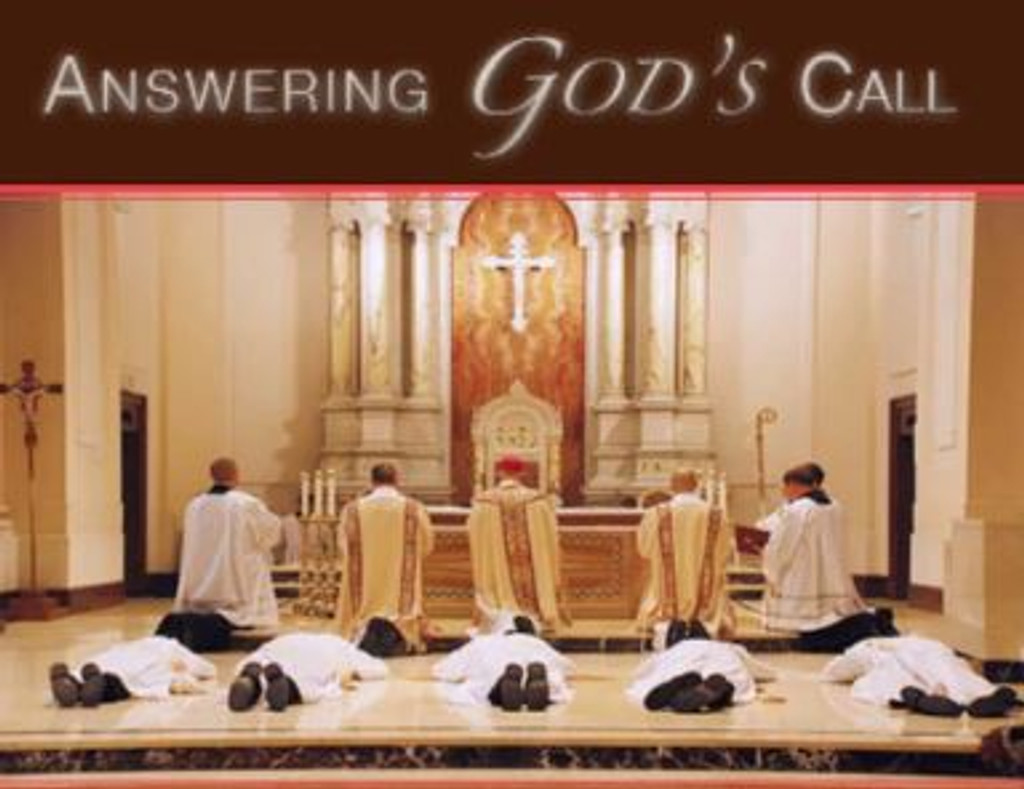 Answering God's Call - Deacon Harold Burke-Sivers (MP3)