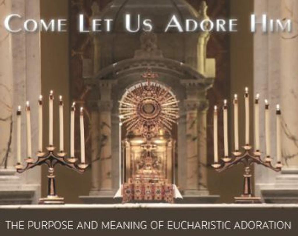 Come Let Us Adore Him - Deacon Harold Burke-Sivers (MP3)