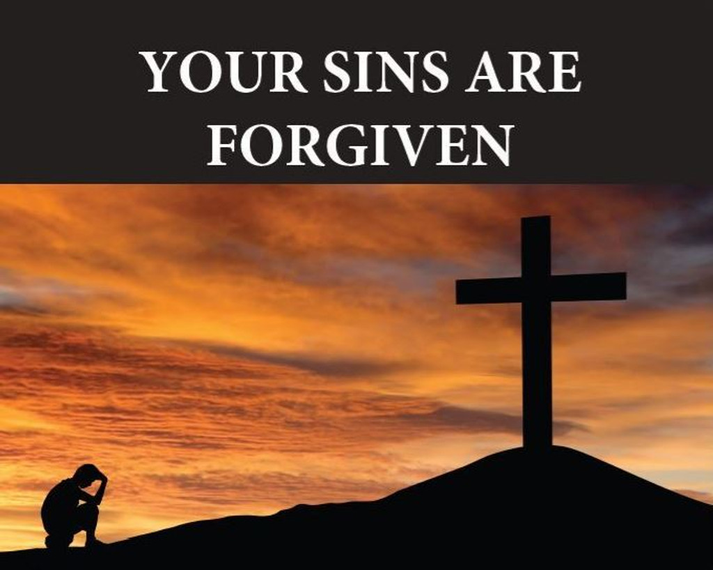 Your Sins Are Forgiven - Deacon Harold Burke-Sivers (MP3)