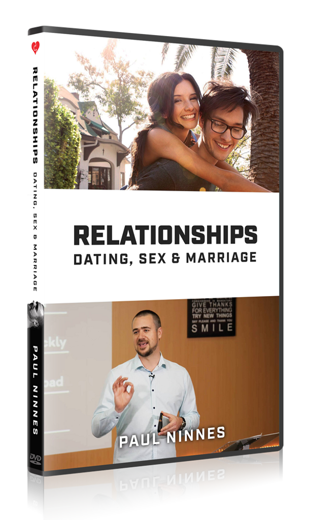 Relationships: Dating, Sex & Marriage - Paul Ninnes (DVD)