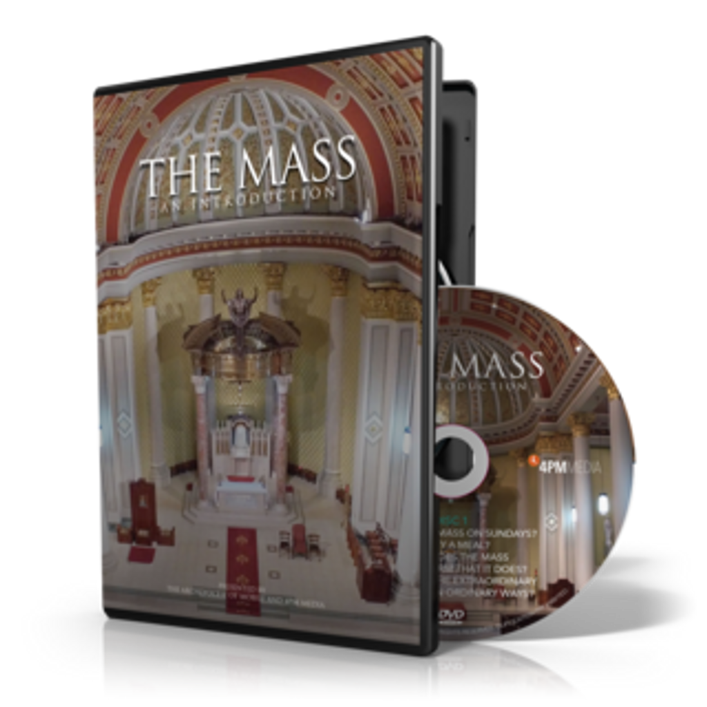 The Mass: An Introduction - 4PM Media (DVD)