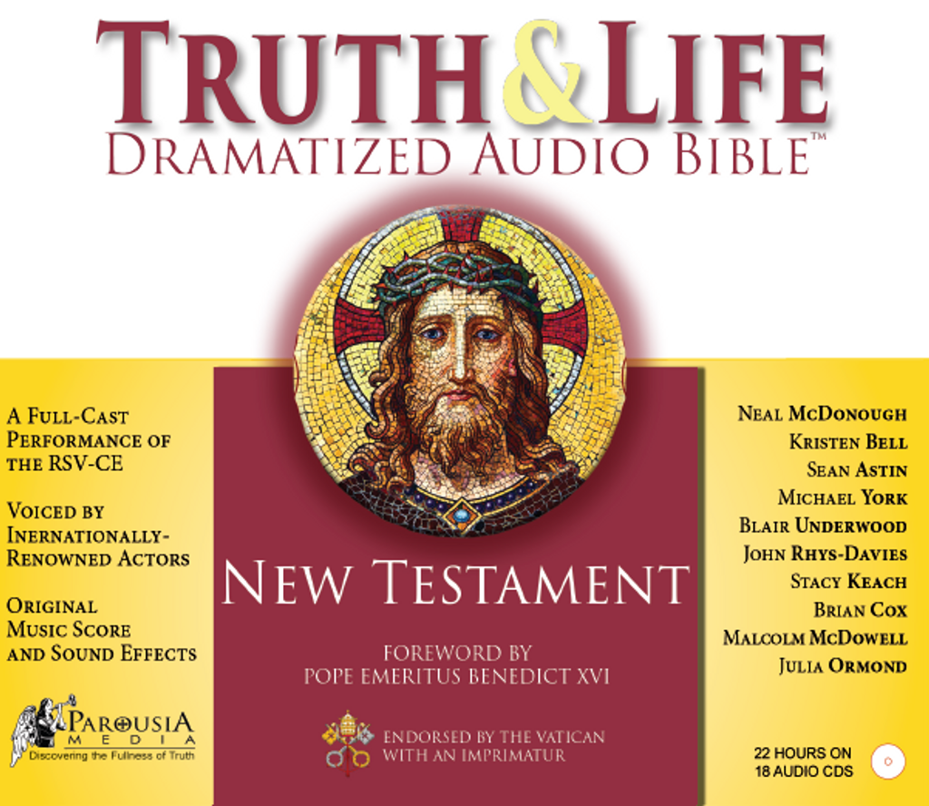 Truth & Life Dramatized Audio Bible (MP3)