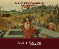 The Holy Bible: Douay Rheims New Testament - Audio Bible - St Joseph Communications - 14CD Set