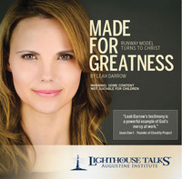 Made for Greatness: Runway Model Turns to Christ