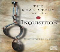 The Real Story of the Inquisition - Steve Weidenkopf - Catholic Answers (2 CD Set)