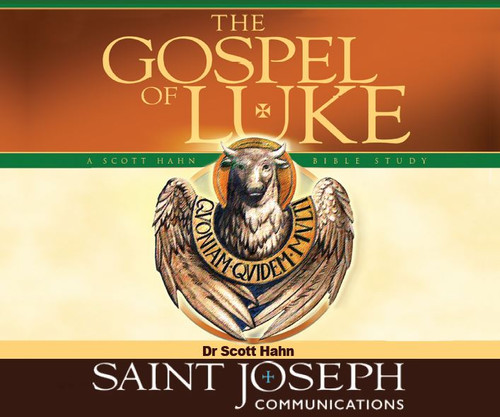 The Gospel of Luke - Dr Scott Hahn - St Joseph Communications (6 CD Set)