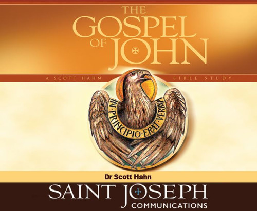 The Gospel of John - Dr Scott Hahn - St Joseph Communications (15 CD Set)