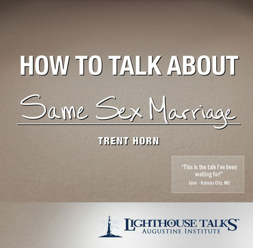 How to Talk About Same-Sex Marriage