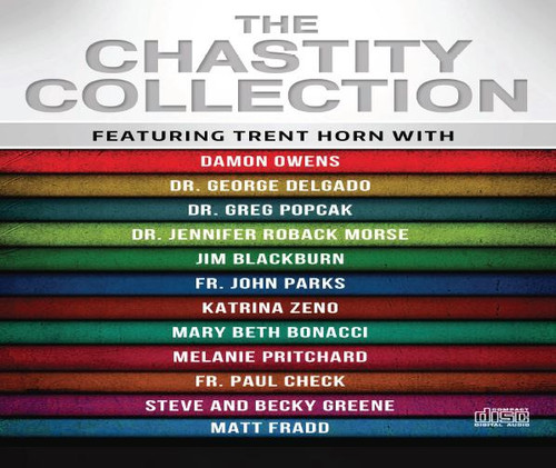 The Chastity Collection - Trent Horn with Guests - Catholic Answers (12 CD Set)