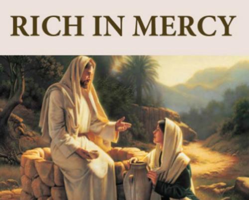 Rich in Mercy - Deacon Harold Burke-Sivers (MP3)