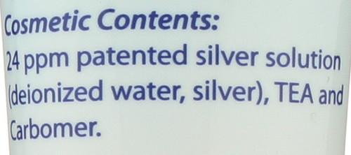 Silver Gel               1.5 Fl oz 44 Ml