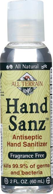 Hand Sanitizer Fragrance Free
