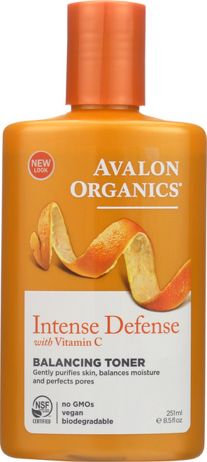 Toner Balancing Intense Defense Og Ao Vitamin C Facialtoner 8.5Oz