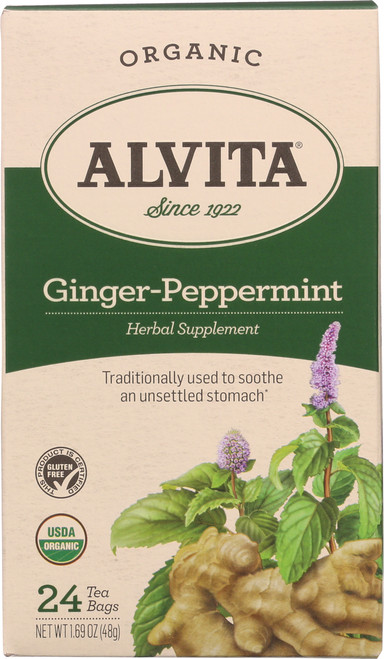 Tea Ginger-Peppermint