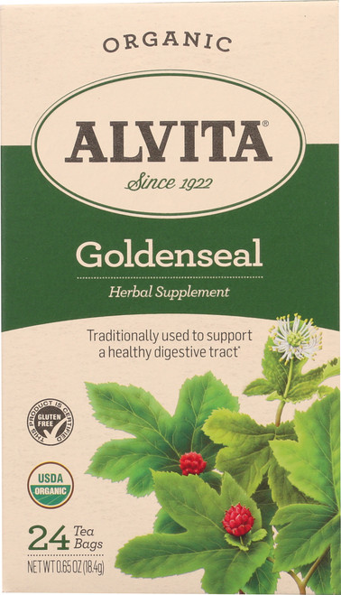 Tea Goldenseal