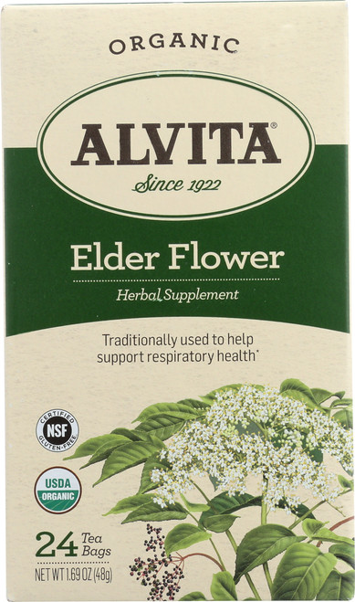 Tea Elder Flower