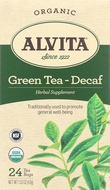 Tea Green - Decaf