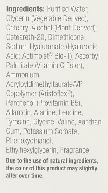 Serum Hydrating With Hyaluronic Acid 2 Fl oz 60 Ml