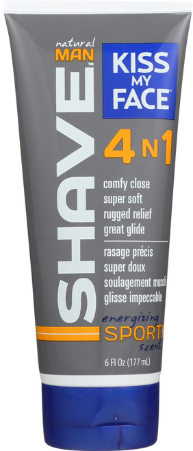 Natural Man Sport Shave