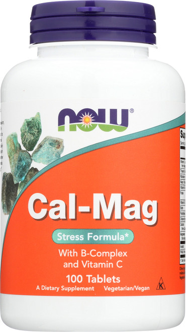 Cal-Mag Stress Formula - 100 Tablets