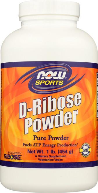 D-Ribose Powder Pure - 1 lb.