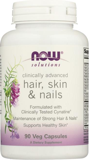 Hair, Skin & Nails - 90 Capsules