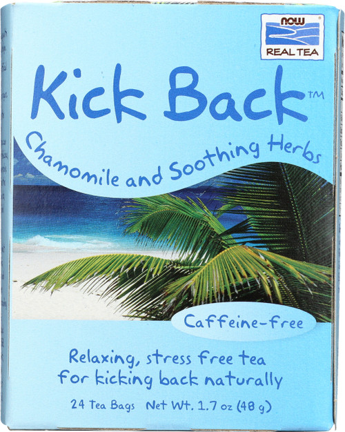 Kick Back™ Tea - 24 Tea Bags