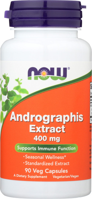 Andrographis Extract 400 mg - 90 Vcaps®