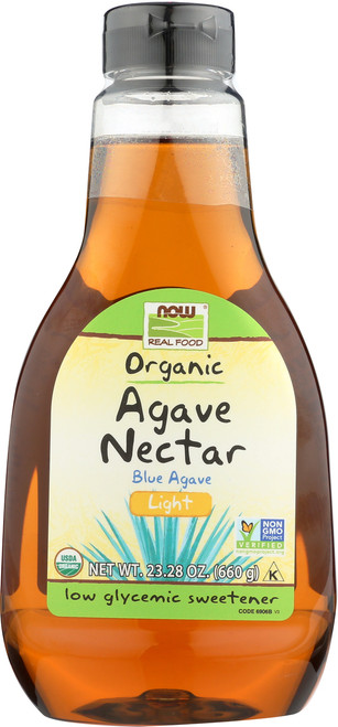 Agave Nectar (Light), Organic - 23.28 oz.