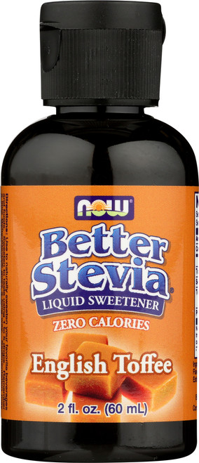 BetterStevia® English Toffee - 2 fl. oz.