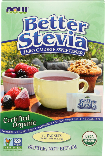 BetterStevia® - 75 Packets/Box