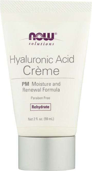 Hyaluronic Acid Creme - 2 oz.