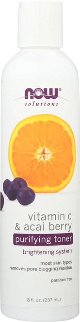 Vitamin C & Acai Berry Purifying Toner - 8 fl. oz.