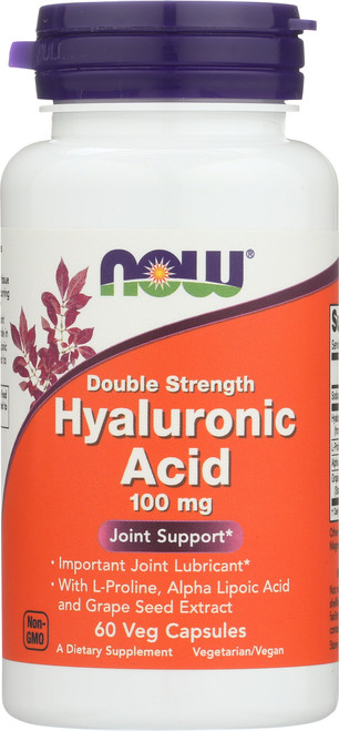 Hyaluronic Acid 100 mg - 60 Vcaps®