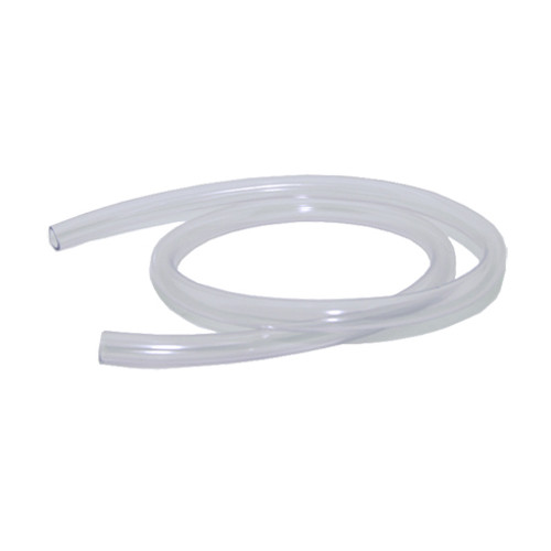 Silver Surfer and Da Buddha Clear Whip Tubing‐ 3ft
