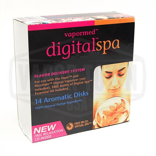 Vapir Digi Spa Aromatherapy Kit