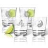 Tritan Double Old Fashioned Glasses 12oz (Set of 4) : Solstice