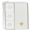 Signature Spa Courtesy Gift Set - Gold Snowflake
