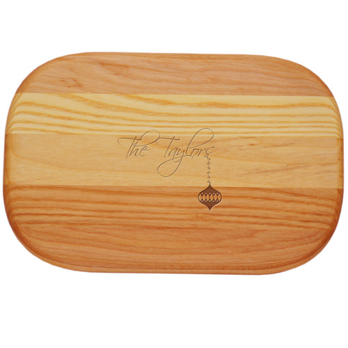 """EVERYDAY BOARD: 10"""" x 7"""" SMALL PERSONALIZED ORNAMENT"""