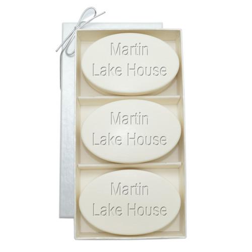 Signature Spa Trio - Aqua Mineral: Personalized Lakehouse