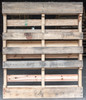 48 in. x 40 in.  Grade A Used Wood Pallets (Qty of 5 Pallets)