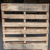 36 in. x 36 in. Used Wood Pallets (Qty of 5 Pallets)