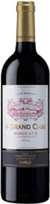 Le Grand Chai Bordeaux 2012