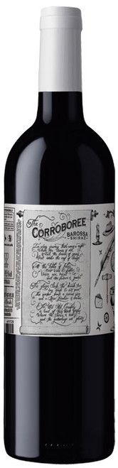 Corroboree Barossa Shiraz by RedHeads 2014