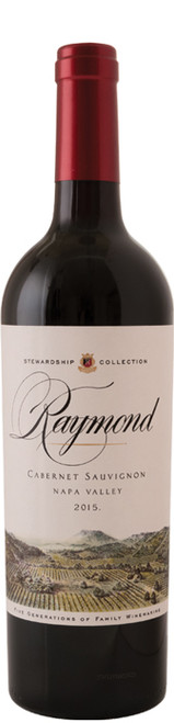 Raymond Stewardship Collection Napa Valley Cabernet Sauvignon 2015