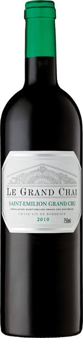 Le Grand Chai St Emilion Grand Cru 2010