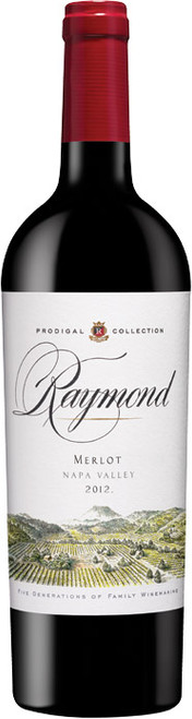 Raymond Prodigal Collection Napa Merlot 2012