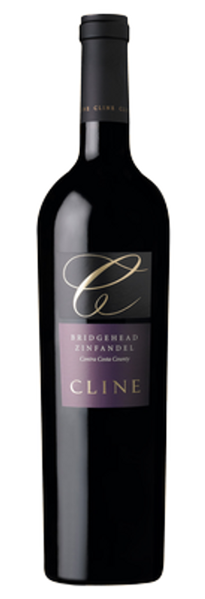 Cline Bridgehead Zinfandel 2012