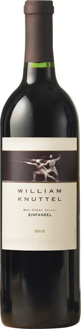 William Knuttel Dry Creek Zinfandel 2012